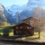 Apartment Chalet Bodmisonne, Grindelwald