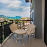 Elegant seaview 1 bedroom apartment @ Bliss condominium, Patong Beach
