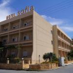 Sofia Hotel, Heraklio Town