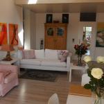 Drei-Zimmer Traum-Atelierdachwohnung, Bernau am Chiemsee