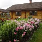 House near the lake,  Shaposhnitsy