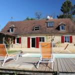 Hotel Pictures: Holiday home La Petite Vallée, Rouffignac Saint-Cernin