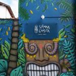 Hostel Samba Canuta,  Paraty