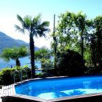 Fantastic View in Ticino Switzerlan, Brissago