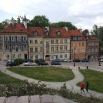 AGCity Mostowa, Warsaw
