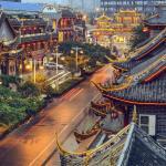 Chengdu Longhu Beach Hotel, Chengdu