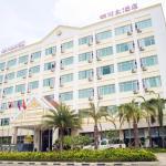 Grand Szechuan Hotel Vientiane,  Vientiane