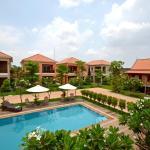 Les Residences Yen Dy Angkor, Siem Reap
