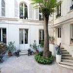 Hotel des Bains,  Paris
