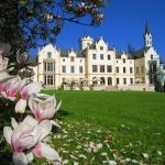 Hotel Pictures: Lázně Hotel Vráž s.r.o., Borečnice