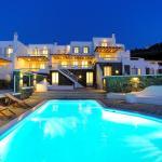 Villa Thalia, Glastros