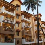 Veera Strand Park Serviced Apartments, Calangute