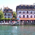 Hotel Pictures: Les Cygnes, Évian-les-Bains