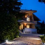 Villa Madalisa, Formia