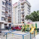 Superior apartments on Lunacharskogo, Gelendzhik