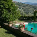 Villa di Costantino,  Cortona