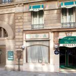 Hotel Des Arenes, Paris