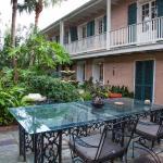 French Quarter Secret Garden, New Orleans