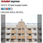 Grand Sina Hotel, Dubai
