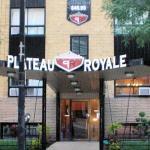 Hotel Plateau Royale,  Montréal