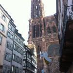 Triplex avec terrasse vue sur Cathédrale, Strasbourg