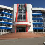Hotel Victoria at the sports school, Saransk