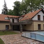 Családi Villa, Balatonszemes