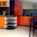Orange apartments,  Gelendzhik