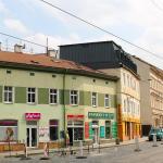 Attic Apartment, Prague