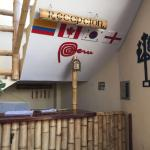 La Casa de Bamboo, Ica