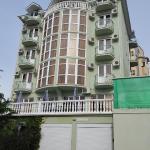 Olivia guest house, Dagomys
