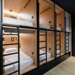 InBox Capsule Hotel, Saint Petersburg