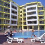 Bulgarienhus Sunset Beach 2 Apartments, Sunny Beach