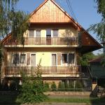 Attila Apartmanház, Hévíz