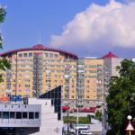 Euapartments by on Nemiga, Minsk
