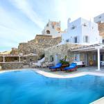 Villa Opal in Kanalia, Mykonos,  Ornos