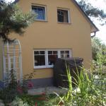 Doppelhaushälfte Weinrich,  Baabe