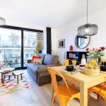 Sweet Inn Apartment- Rue Belliard,  Brussels