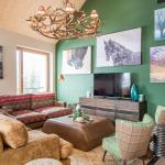 Hotel Pictures: Edelweiss Waldeck Penthouse, Flims