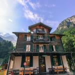 Hotel Pictures: The Alpenhof, Stechelberg