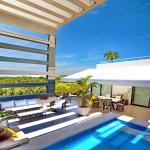 Elegant Penthouse with Private Pool, Playa del Carmen