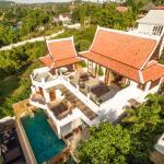Samui Luxury Pool Villa Melitta,  Bangrak Beach