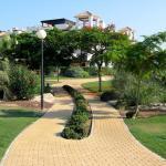 Hotel Pictures: Apartamento VenAVera Playa JARDINES D1-1D, Vera