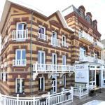 Hotel Le Rayon Vert, Étretat