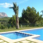 Hotel Pictures: Two-Bedroom Apartment in Denia with Pool III, Denia