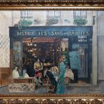 Bistrot Les Sans Culottes,  Paris