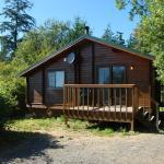 La Conner Camping Resort Beach Cabin 4, La Conner