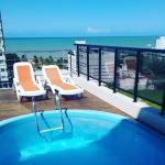 Apartamento na Praia de Tambau, João Pessoa