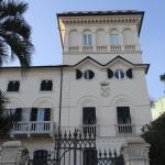 Villa D'Albertis,  Crevari