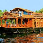 4 Bedroom Delux Houseboat,  Kakkanad